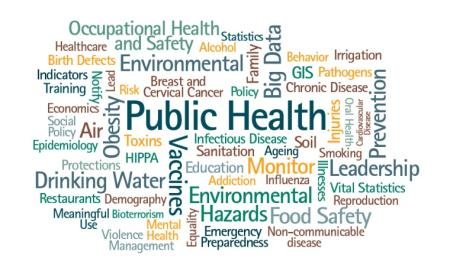 Public Health Words